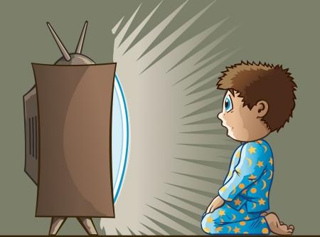 Włączając bajkę, wyłączasz dziecko! - zagrożenia