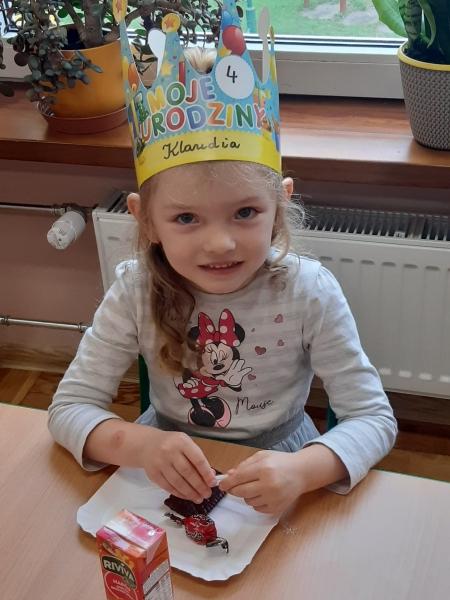 Urodziny Klaudii