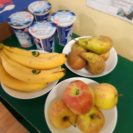 Tydzień samodzielnie wykonanych potraw- Jogurt owocowy!